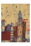 Chrysler Building RC Prints by Smith Haynes