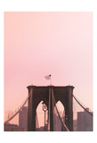 Brooklyn Bridge Posters by Tracey Telik