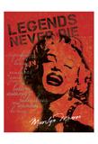 Legends Never Die Prints by Lauren Gibbons