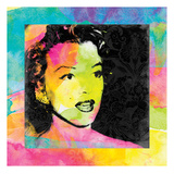 Monroe Watercolor Print by Jace Grey
