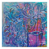 She Is Energy Prints by Pam Varacek