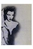 Marilyn 5 Prints by Lauren Gibbons
