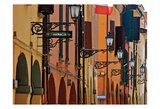 Farmacia Venice Print by Pam Varacek
