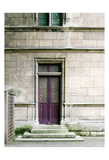Purple Door Prints by Tracey Telik