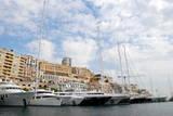 Monaco Yacht Show Photographic Print