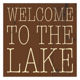 Welcome to the Lake Prints by Jace Grey