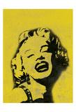 Marilyn B Prints by Lauren Gibbons