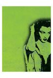 Marilyn 4 Print by Lauren Gibbons