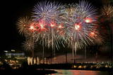 Firework Display Photographic Print by Shamshahrin Shamsudin