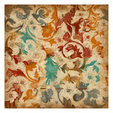 Abstract Florals 2 Prints by Jace Grey