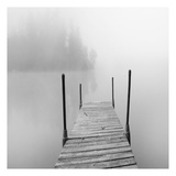 Foggy Dock 2 Prints by Suzanne Foschino