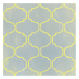 Lemon Geometry Prints by Patti Sechi