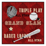 Triple Play Art by Tony Pazan