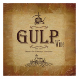 Gulp Art by Taylor Greene