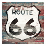 Route 66 Posters by Jace Grey