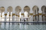 Sheikh Zayed Mosque Photographic Print by Ali Haider