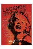 Legends Never Die Print by Lauren Gibbons