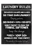 Laundry Room Prints by Jace Grey