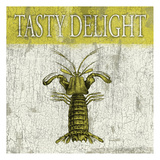 Tasty Delight Posters by Jace Grey