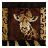 Giraffe Posters by Jace Grey