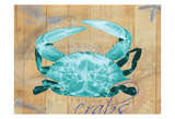 Nautical Crab 2 Art by Albert Koetsier