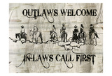 Cowboy 2 Prints by Elizabeth Jordan