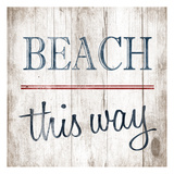 Beach Prints by Jace Grey