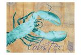 Nautical Lobster 2 Plakater af Albert Koetsier