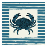 Crab Print by Jace Grey