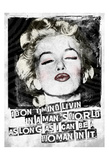 Monroe Posters by Jace Grey
