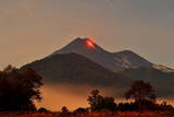 The Llaima Volcano Photographic Print by Francisco Negroni