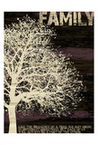 Family Tree Poster van Diane Stimson