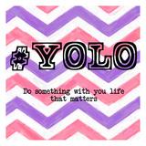 YOLO 2 Art by Taylor Greene