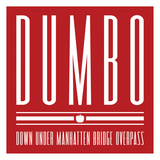 DUMBO red Prints by Jace Grey