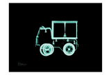 Toy Truck Poster by Albert Koetsier