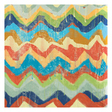 New Chevrons B Prints by Cynthia Alvarez