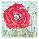 Red Poppy Prints by  Ophelia & Co.