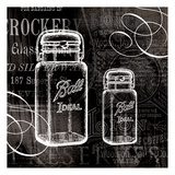 Ball Jars Prints by  Ophelia & Co.