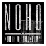 NOHO Print by Jace Grey