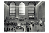 Grand Central Time Lapse Láminas por Tracey Telik