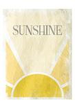 Sunshine Poster by Jace Grey