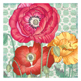 Summer Poppies Prints by  Ophelia & Co.