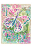 Be Your Beautiful Self Prints by Erin Butson