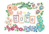 Hope Posters by Erin Butson
