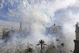Fallas in Valencia Photographic Print by Manuel Bruque