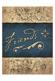 Friends Prints by Jace Grey