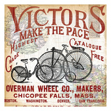 Vintage Bicycle 2 Posters by  Ophelia & Co.