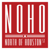 NOHO red Prints by Jace Grey