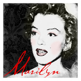 Marilyn Makeup Posters by Jace Grey