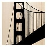 San Fran Print by Taylor Greene